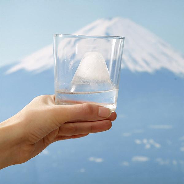 Fuji On The Rock