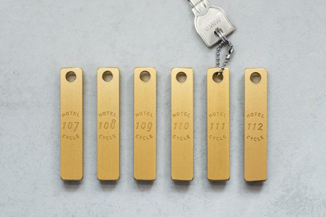 Hotel Cycle - branding by U M A / design farm