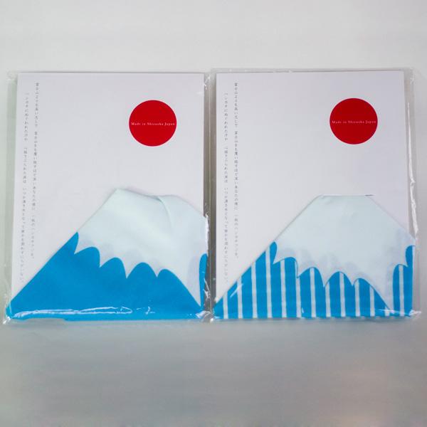Handkerchie-Fuji by Goodbymarket