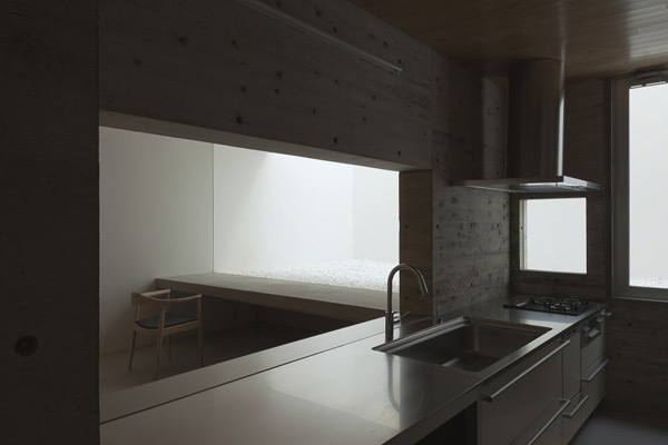 House-T, Tsukano Architect Office