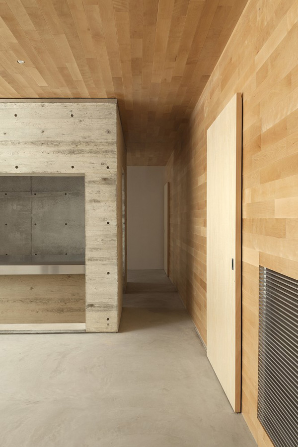 House-T, Tsukano Architect Office