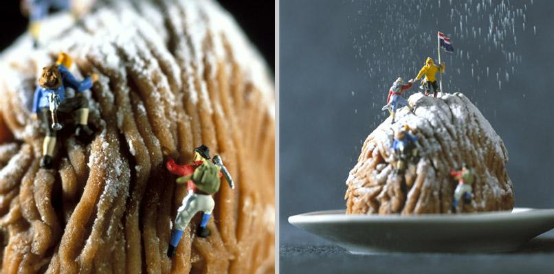 Akiko Ida - Minimiam food photography