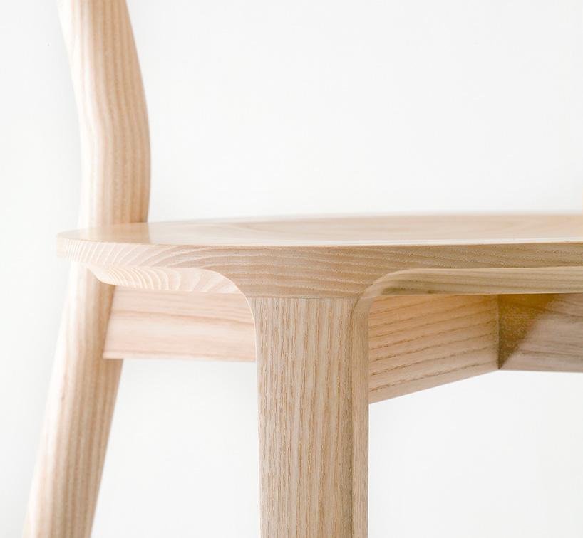 Chair by Yoshiyuki Hibino + BEETS Inc.
