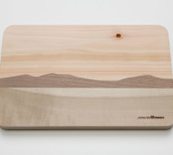 Cutting board by Jin Kuramoto