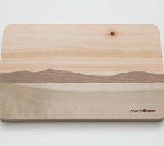 Cutting board by Jin Kuramoto