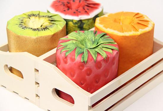 Fruits Toilet Paper by Latona Marketing