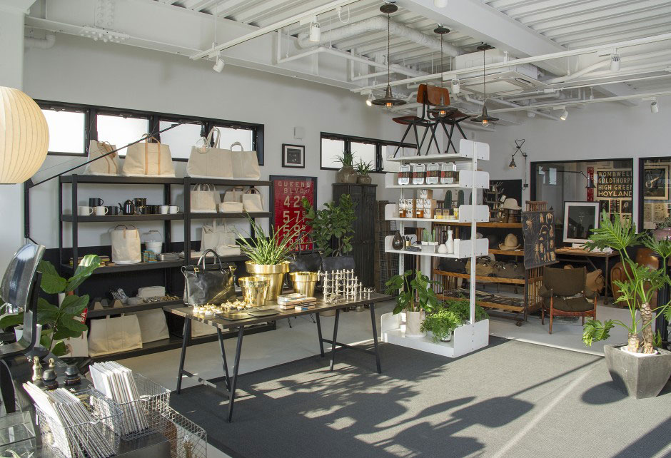 General Supply design store in Japan