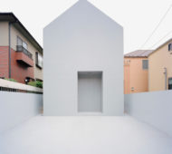 Ghost House by Datar Architecture - Japanese Design
