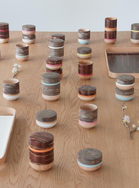 Hanagasumi - table ware by Monochro