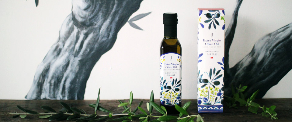 I's Life Olive Oil packaging