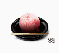 20th Anniversary Campaign by Taku Satoh for Issey Miyake's Pleats Please line