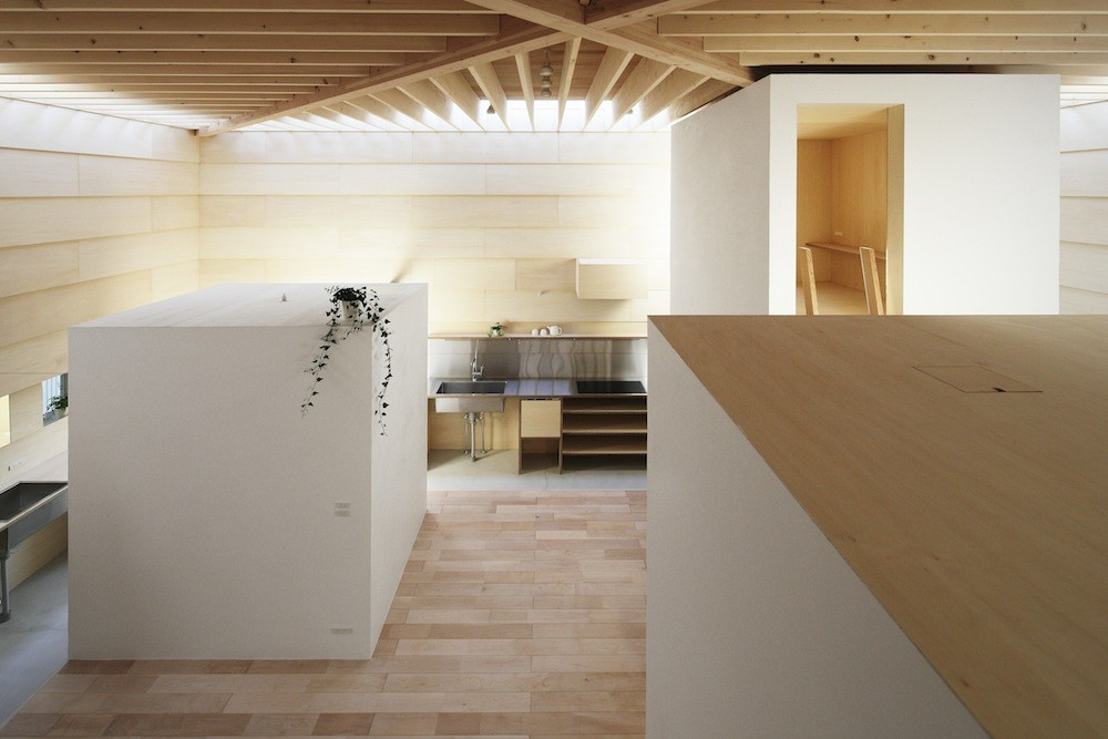 Modern Japanese Houses Without Windows Japanese Design A