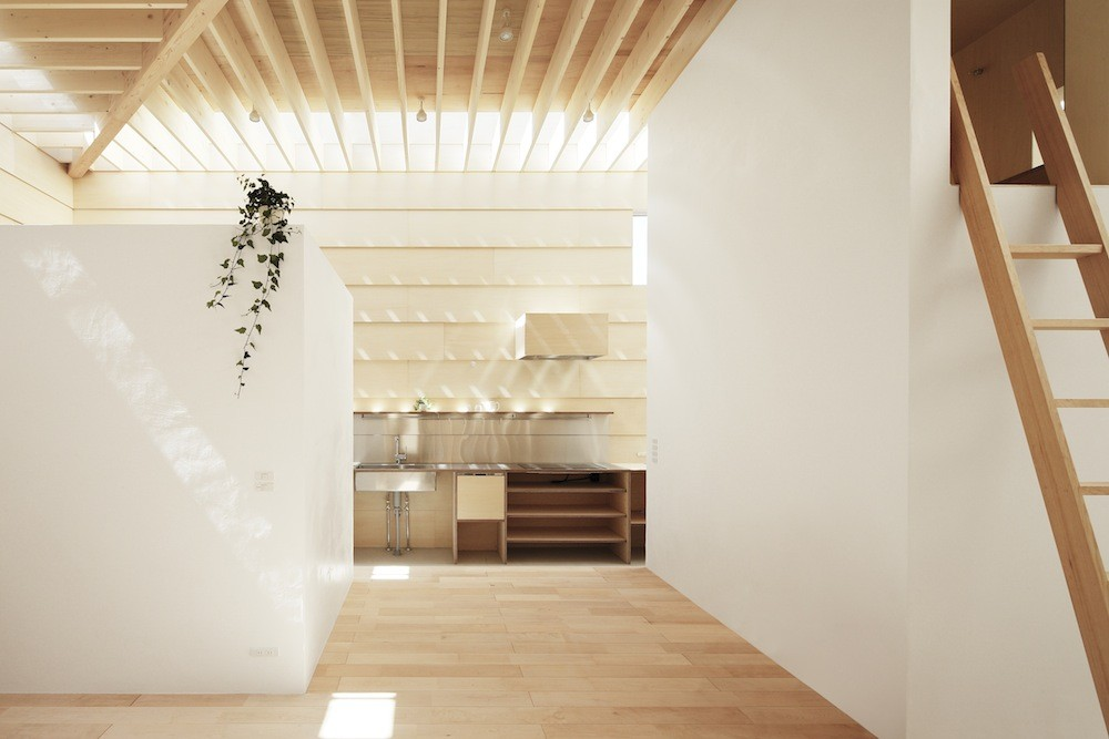 Light Walls House by mA-style Architects - Japanese Design