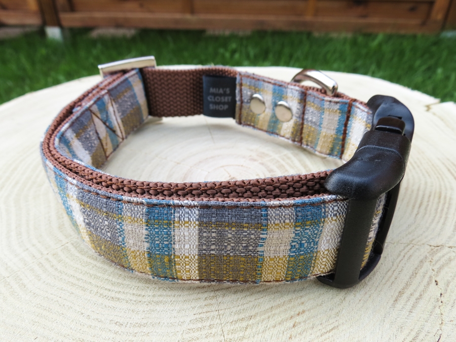 Mia's Closet Shop - handmade dog collars