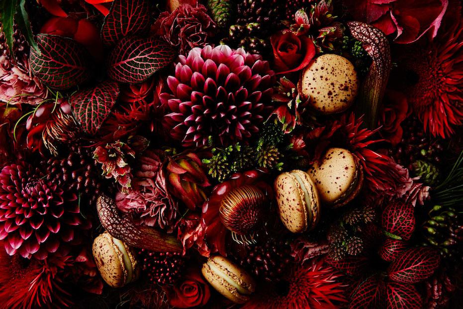 """PIERRE HERMÉ × AZUMA MAKOTO """"2015 Les Jardins"""""""