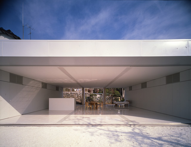 Nine-Square Grid House, 1997, Kanagawa, Japan