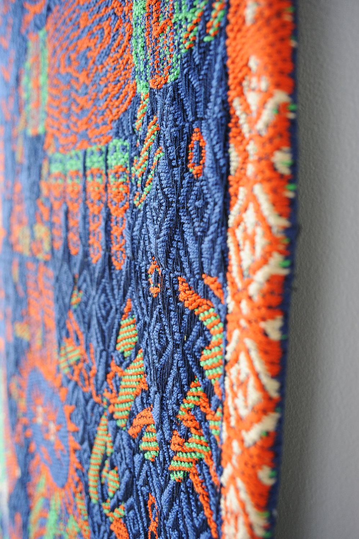 Textile design by Aya Kawabata