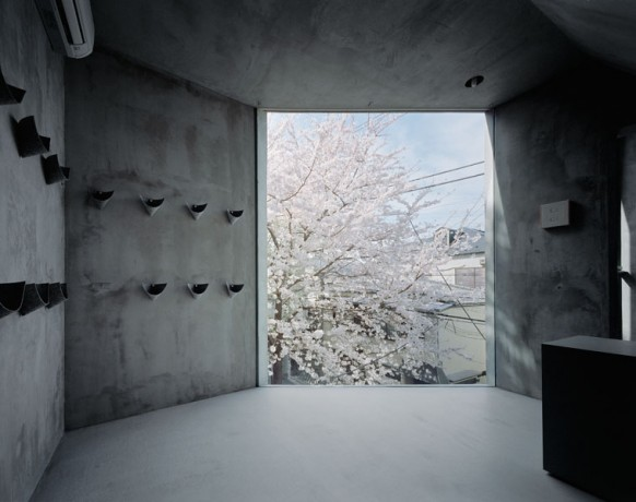 63.02° - house by Schemata Architects