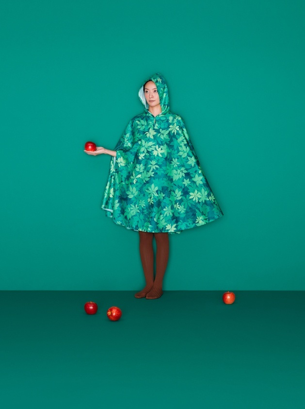 Tree Rain Wear by Kenichi Matsumoto