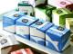 Hokkaido Non Sterilized Milk - package by Masanori Eto