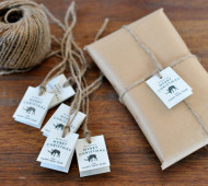 Christmas Tags by KNOOP