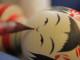 Kokeshi dolls by Yasuo Okazaki