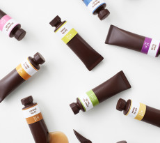 Chocolate Paint designed by Nendo