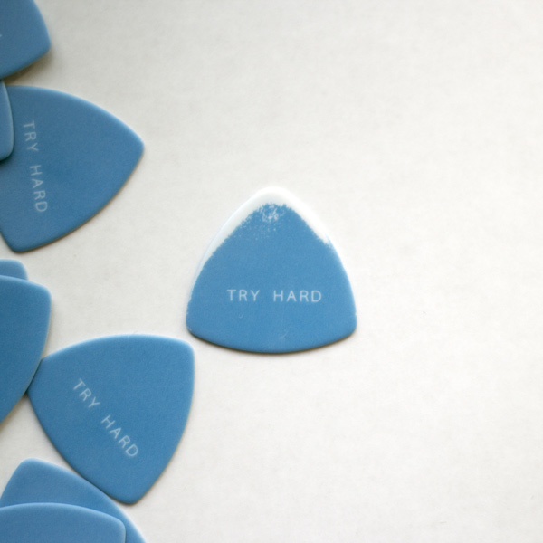 A guitar Pick Fuji by Goodbymarket