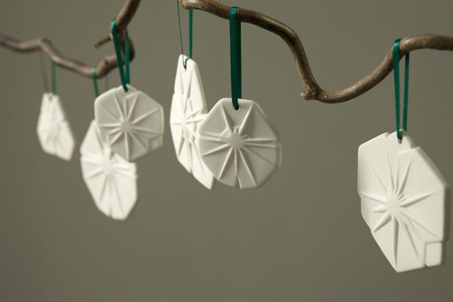 Snowflakes by Reiko Kaneko